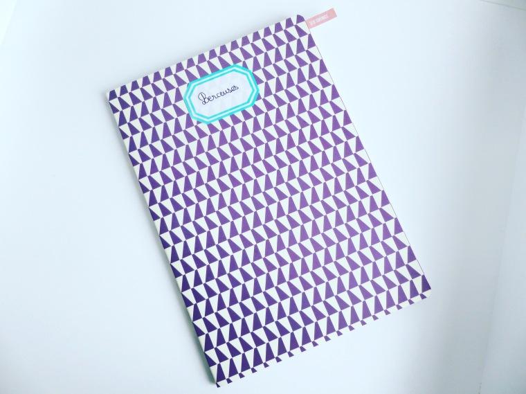 Cahier : Clairefontaine par Zoé de las Cases
