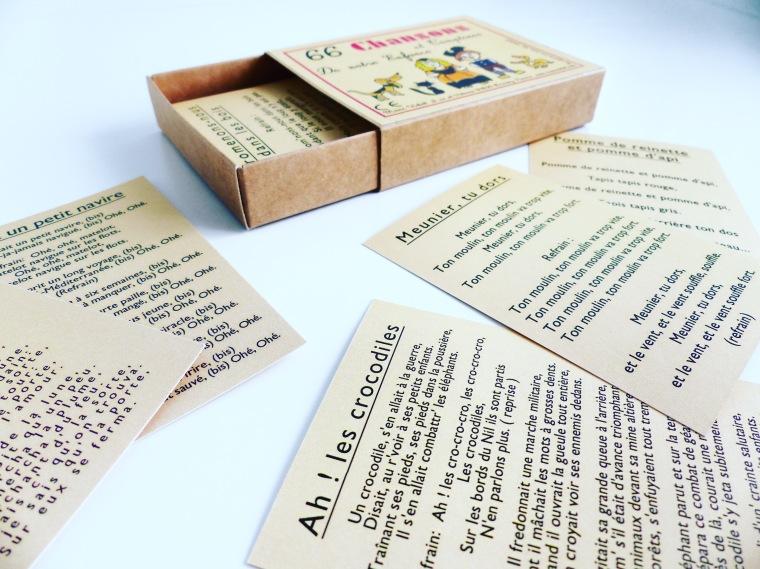 Toutes les comptines de mon enfance compilées en une seule boîte !