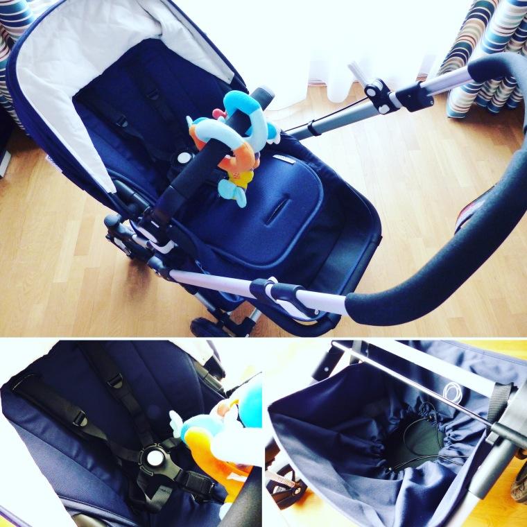 Ultra confortable, le siège de la Bugaboo Cameleon 3 dispose d'un coussin confort thermorégulant (en option) qui maintient la température du bébé et chasse l'hulidité. La ceinture aux multiples attaches est très sécurisante. Et le panier a une grande contenance et est facile d'accès.